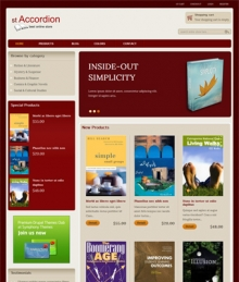 ST Accordion - Drupal 7 theme for commerce and shopping