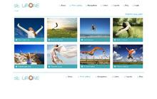 ST Lirone - Drupal photography theme from Symphony Themes