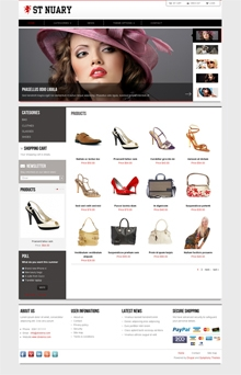 ST Veena - Drupal commerce theme from Symphony Themes