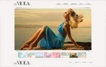 ST Viola - Drupal gallery theme from Symphony Themes