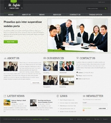 ST Zufulo - Drupal business theme from Symphony Themes