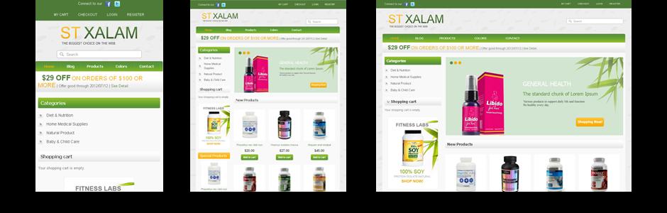 drupal ecommerce theme free download