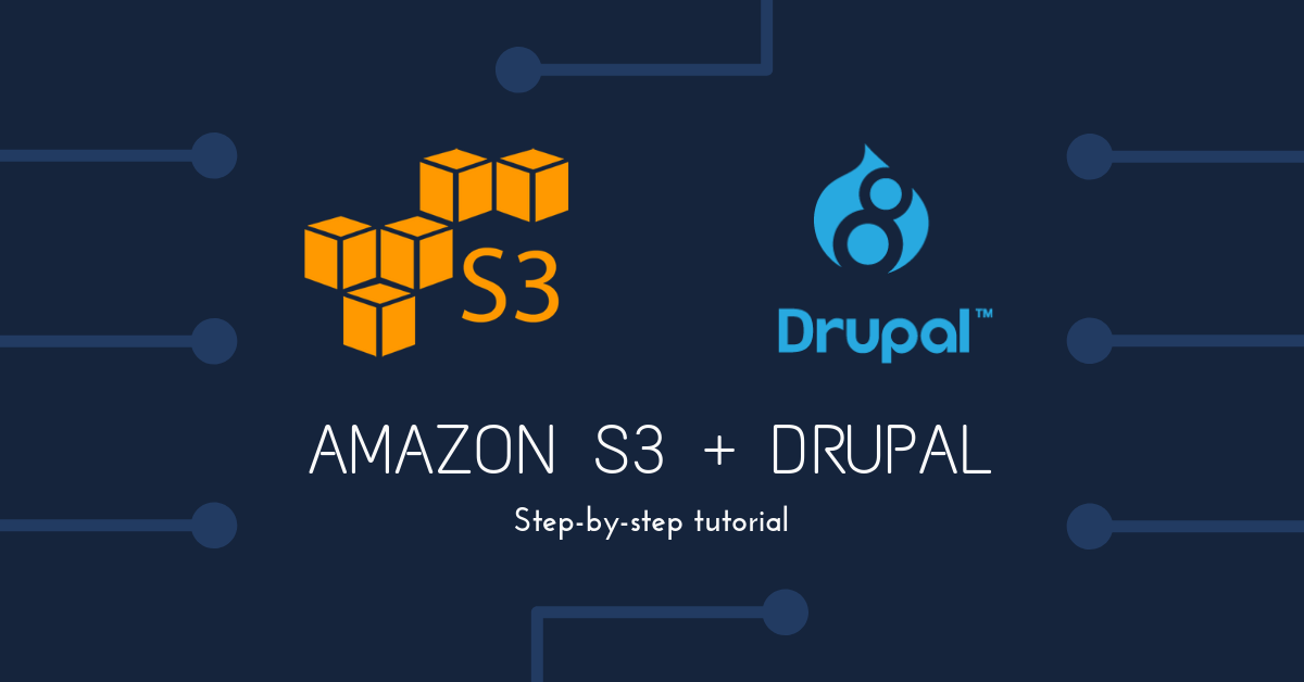 Easy Amazon S3 in Drupal with S3FS   Drupal Blog – Recent