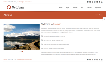 ST Octoban About Page