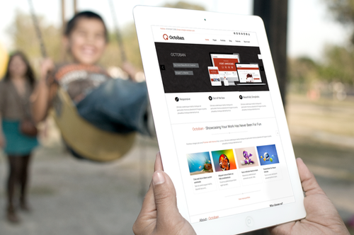 ST Octoban on mobiles